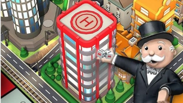 Monopoly-Attraktion 2020 London