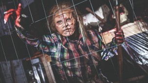 "Horror-Attraktion ""Wrong Turn"" im Movie Park Germany zu Halloween 2019 kostenpflichtig"