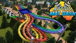 Raging Waves Racerrutsche Aussie Mat Dash 2020