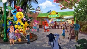 Sesame Place San Diego entsteht: Neuer Sesamstraße-Themenpark in Kalifornien geplant