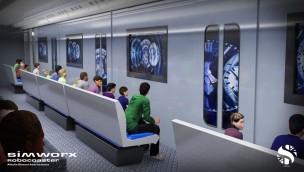 """Simworx stellt """"Metro of Time"""" vor: Neuer Simulator mit U-Bahn-Fahrt durch die Zeit"""