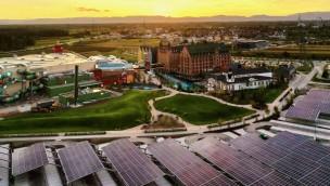Europa-Park Rulantica Solaranlage Rulantica Photovoltaik