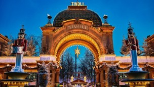 Tivoli Kopenhagen Weihnachten 2019
