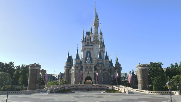 Tokyo Disney Resort Schloss