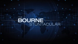 Universal Studio Florida Stunt Show The Bourne Stuntacular