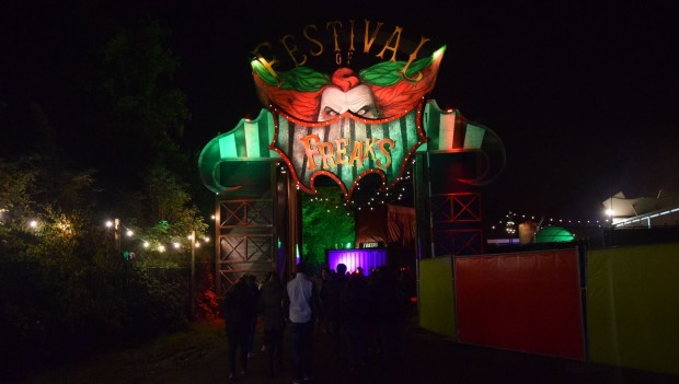 Walibi Holland Halloween Fright Nights 2019 Eddie's Festival of Freaks
