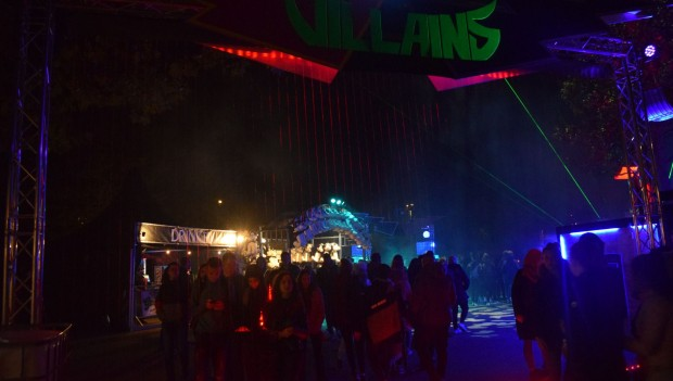 Walibi Holland Halloween Fright Nights 2019 Villains