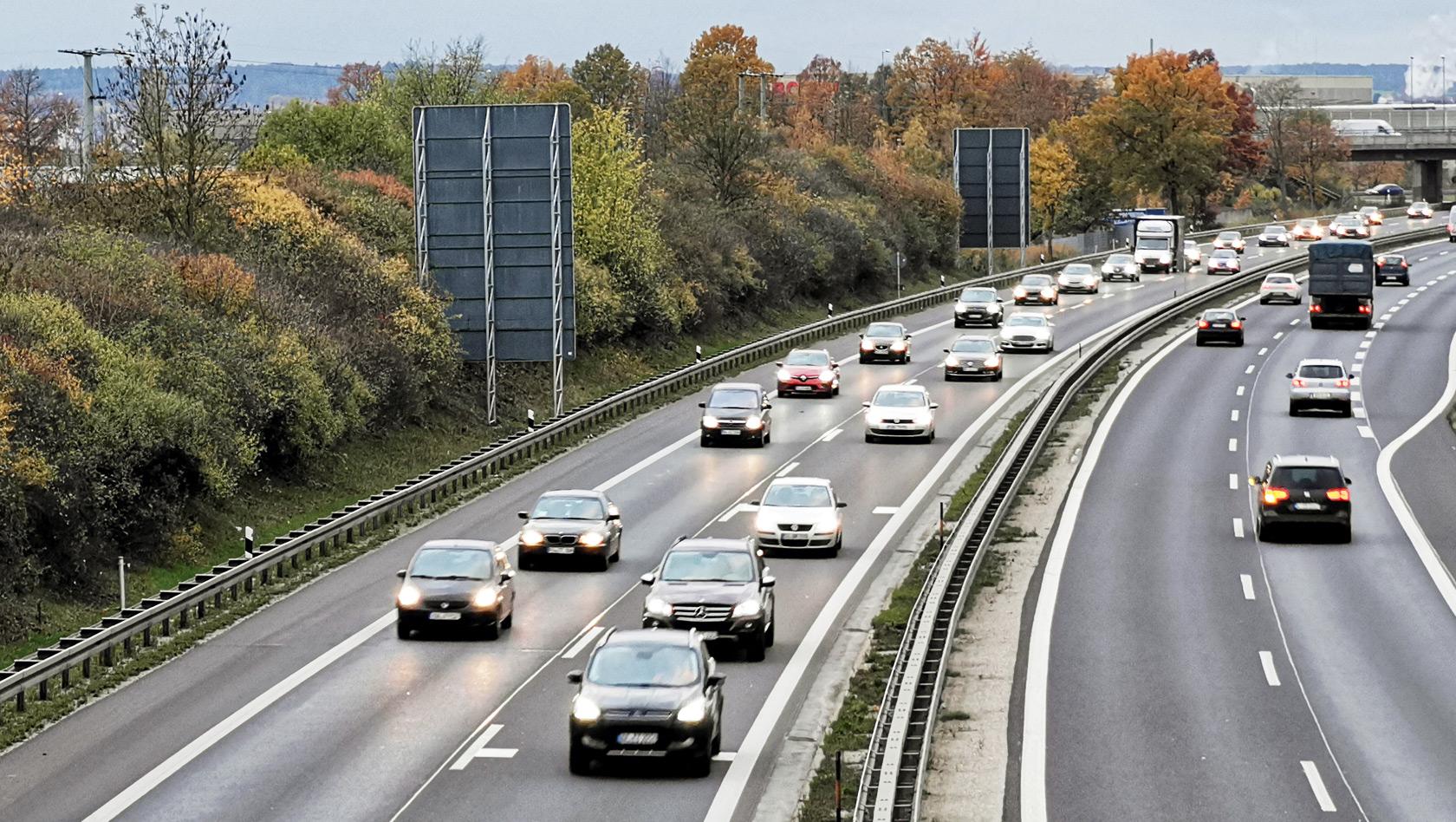Niederlande Autobahn Höchstgeschwindigkeit
