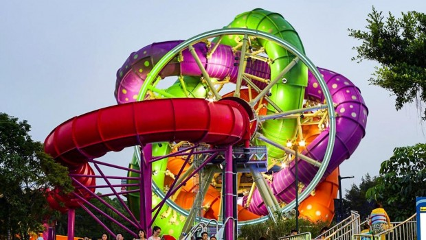 Chimelong Water Park SlideWheel