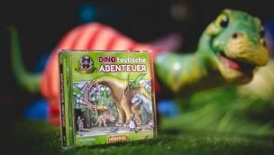 Dinotastische Abenteuer Madame Freudenreich Hörspiel Europa-Park