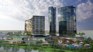 Dreamworld Australia neues Hotel 2020 (Gordon Corp)