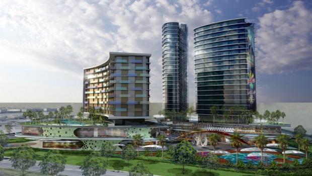 Dreamworld Australia neues Hotel 2020 (Gordon Corp)