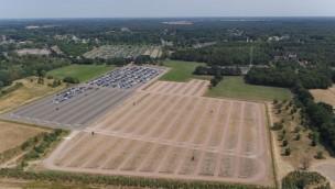 Efteling will Parkplatz mit 23.000 Quadratmeter großem Solar-Dach ausstatten