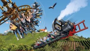 Erlebnispark Tripsdrill gibt Namen und Thema von neuen Achterbahnen für 2020 bekannt