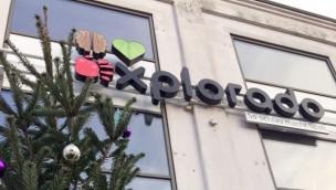 """Explorado Duisburg: Weihnachtsmarkt 2019 unter dem Motto """"von Kindern mit Kindern und für Kinder"""""""