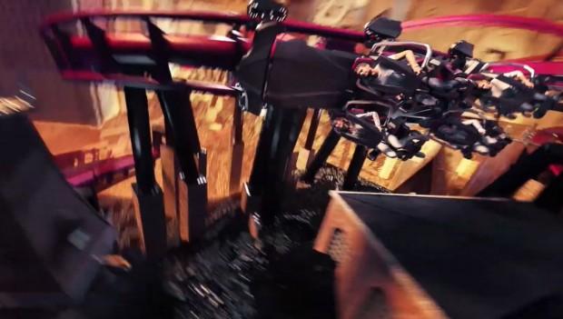 FLY Phantasialand Rookburgh Trailer