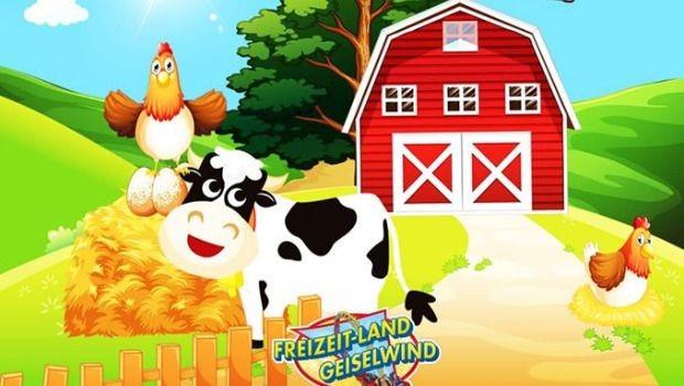Freizeit-Land Geiselwind Tuki's verrückte Farm neu 2020