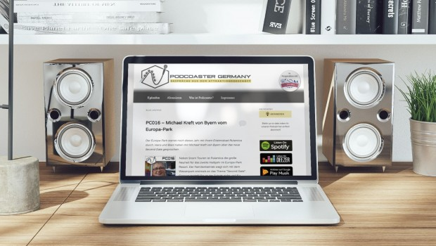 Freizeitpark Podcast Podcoaster Parkerlebnis Kooperation