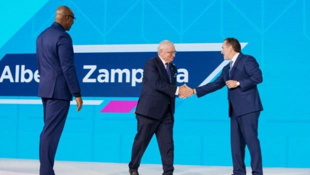 IAAPA Expo 2019 Hall of Fame Alberto Zamperla