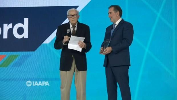 IAAPA Expo 2019 Hall of Fame Frederick Langford