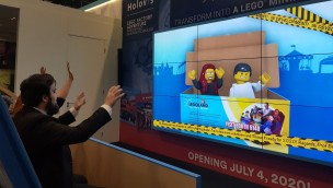 LEGO Factory Adventure Preview LEGOLAND New York IAAPA Expo Orlando 2019