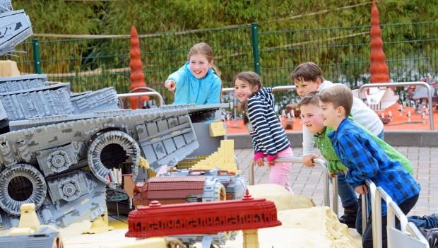 LEGO Star Wars Kinder Miniland LEGOLAND Deutschland