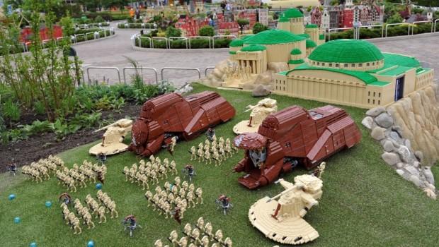 LEGO Star Wars Naboo Miniland LEGOLAND Deutschland