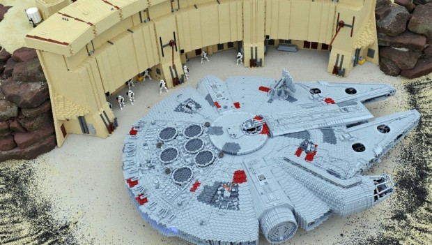 LEGO Star Wars tatooine Miniland LEGOLAND Deutschland