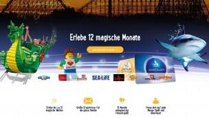 Merlin Jahreskarte zum Black Friday 2019 für 47,50 Euro (statt 95 Euro)