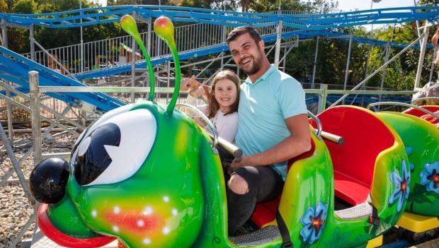 Miramagica Park Herastrau neue Achterbahn 2019