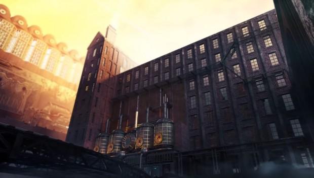 Phantasialand Rookburgh Trailer