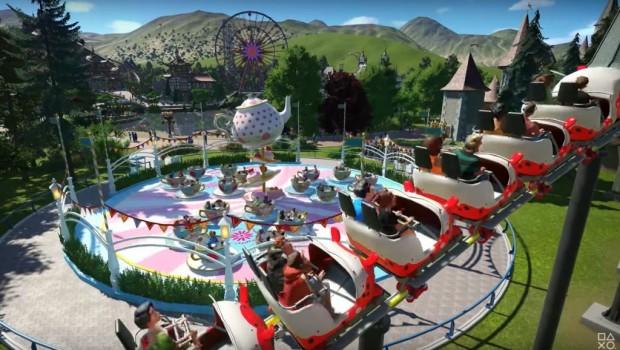 Planet Coaster Xbox One und PlayStation 4 2020