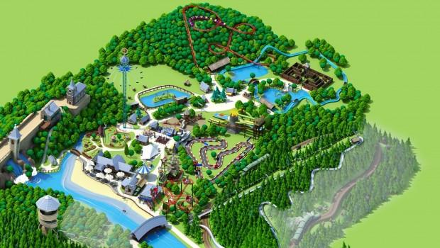 PlopsaCoo Parkplan 2019