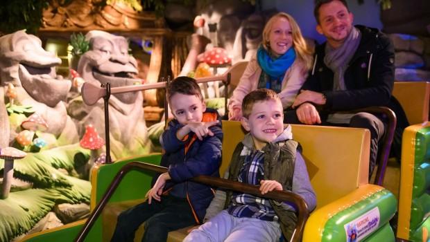 Snorri Touren Europa-Park Familie