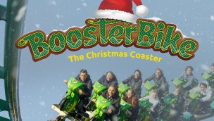 Booster Bike Christmas Coaster Toverland