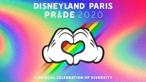 Disneyland Paris Magical Pride 2020