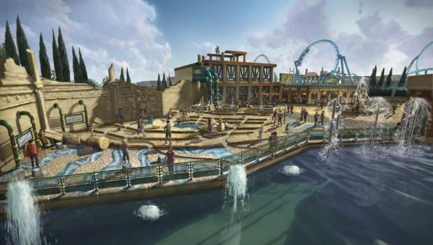 EnergyLandia Aqualantis neu 2020 (Abyssus)
