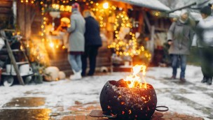 Erlebniswelt SteinReich Weihnachtsmarkt 2019