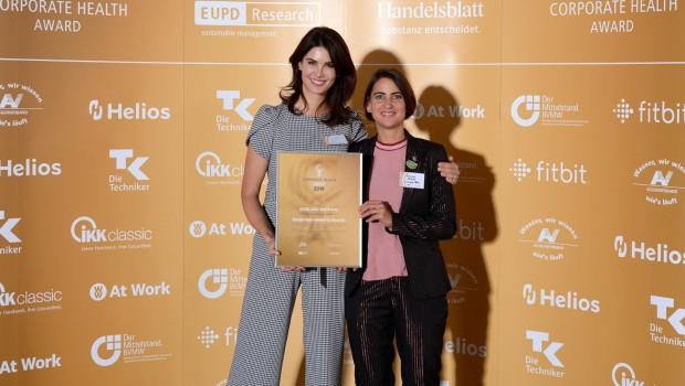 Europa-Park Award betriebliches Gesundheitsmanagement