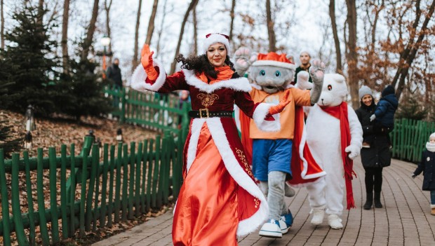 Familypark am Neusiedlersee Weihnachtszauber