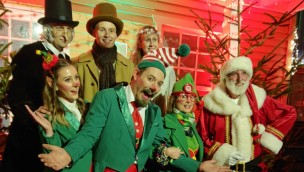 FORT FUN Weihnachtsmarkt Charaktere