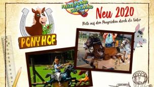 Freizeit-Land Geiselwind Ponyhof neu 2020