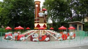 Funland Amusement Park Flying Elephants 2020