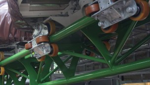 Taunus Wunderland neue Achterbahn Kuhddel Muhddel (2020)