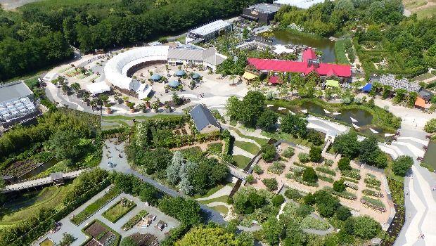 Terra-Botanica-Luftaufnahme-Saison2019-Besucherrekord