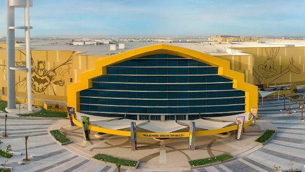 Warner Bros World Abu Dhabi Halle