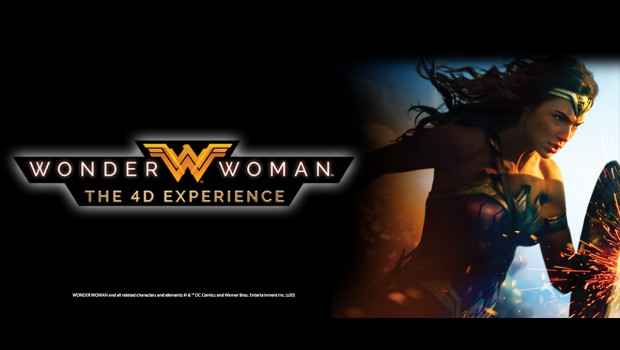Wonder WOman 4D Experience