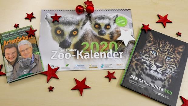 Zoo Karlsruhe Kalender 2020