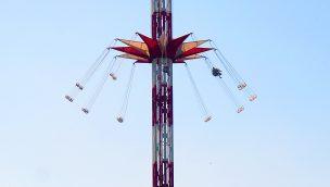 142-Meter-Turm: Deutscher Freizeitpark baut höchstes Kettenkarussell der Welt