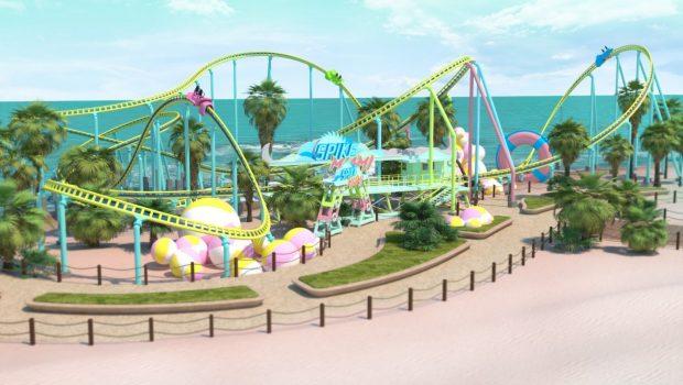 Maurer Rides Jet Ski Coaster Miami Design